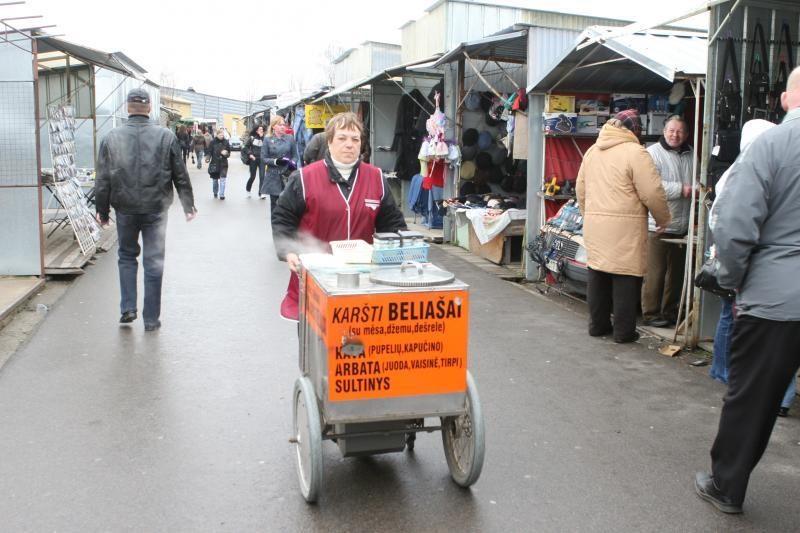 Smulkiesiems verslininkams Klaipėdoje – didesni mokesčiai
