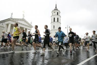 Baltijos kelio dvidešimtmetis: bėgimas nuo Vilniaus iki Talino
