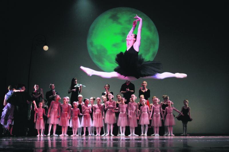 """Tarptautinė šokio diena Klaipėdoje bus """"žvaigždėta"""""""