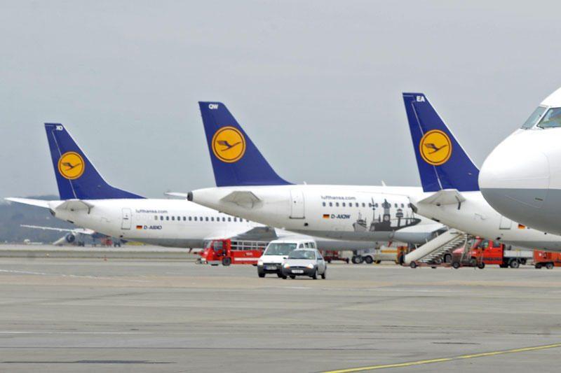 Teismas uždraudė naktinius skrydžius Frankfurte