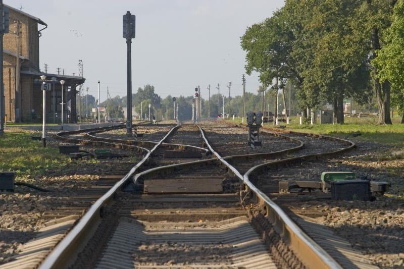 Ignalinoje traukinys mirtinai sužalojo senolę