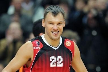 Š.Jasikevičius: nedažnai po rungtynių būname geros nuotaikos