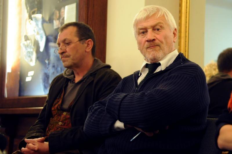 Vadovauti Rusų dramos teatrui panoro penki pretendentai