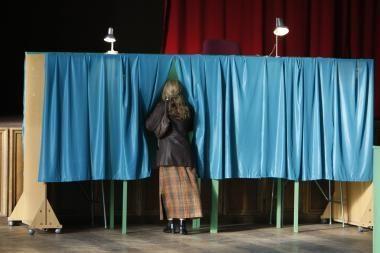 Dauguma Lietuvos gyventojų pritaria tiesioginiams merų rinkimams