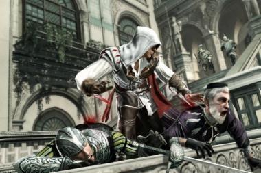 """Balandį pasirodys trečioji """"Assassin's Creed"""" dalis"""