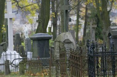 Marijampolės kapinėse palaidoti Anglijos ir Estijos karalių palikuonys?
