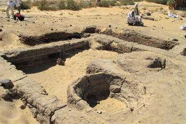 Atrasta prieš 3,5 tūkstančio metų gyvavusi pirklių gyvenvietė