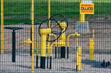 Širvintose sprogęs dujotiekis vėl dirba