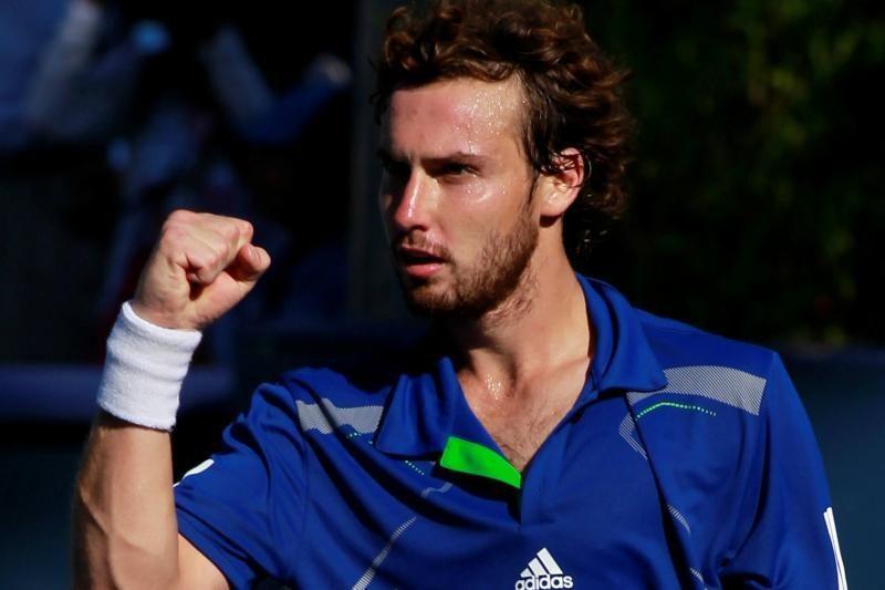 Latvijos tenisininkas E.Gulbis pasitraukė iš turnyro Tailande