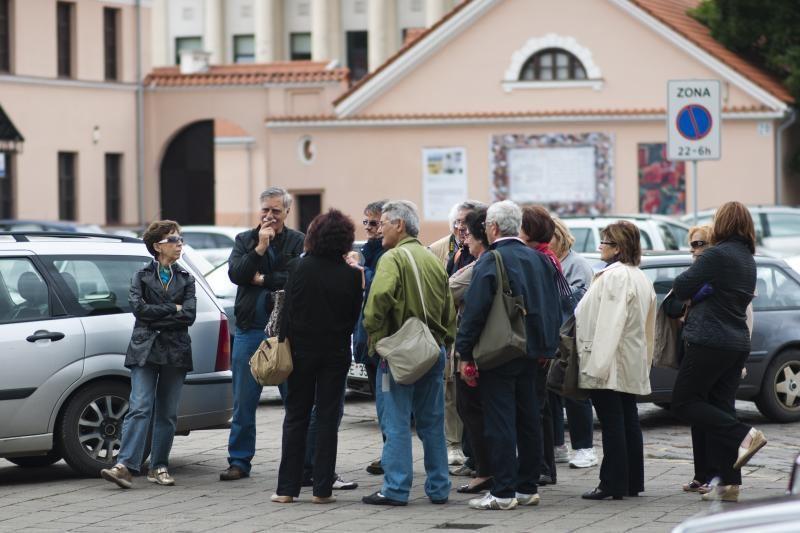 Naujovė turistams – nuolatinės ekskursijos po Kauno senamiestį