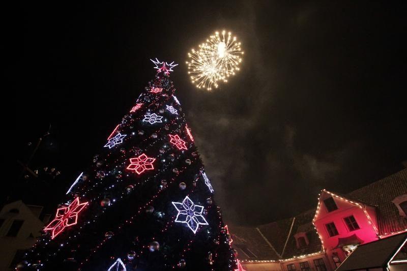 Klaipėda prieš Kalėdas įžiebs gerumo žvaigždę (renginių programa)