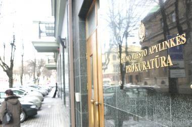 Kauno prokuroras įtariamas kyšininkavimu ir papirkinėjimu (dar papildyta)