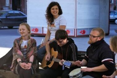 Gatvės muzikos diena: Klaipėdoje jau formuojasi muzikinis žemėlapis