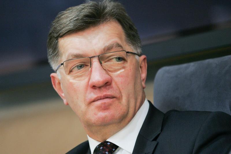Energetikos ministras siūlo parlamentarams katę maiše