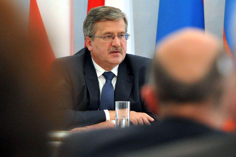 Vasario 16-ąją Lenkijos prezidentas apsilankys Šalčininkuose