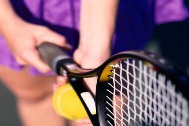 Teniso mėgėjų turnyre – ir profesionalai