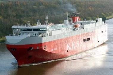 Klaipėdos uoste – nauja ro-ro linija