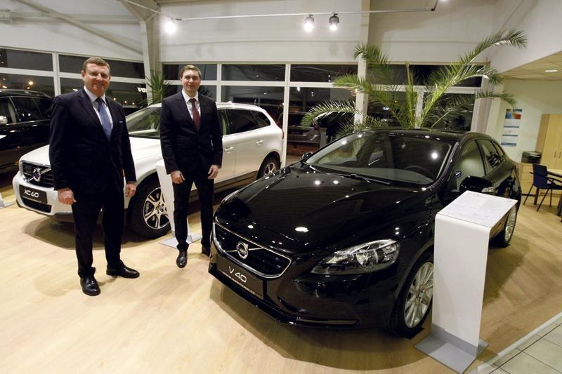 """Klaipėdos """"Sostenos"""" vizija – geriausias automobilių centras regione"""