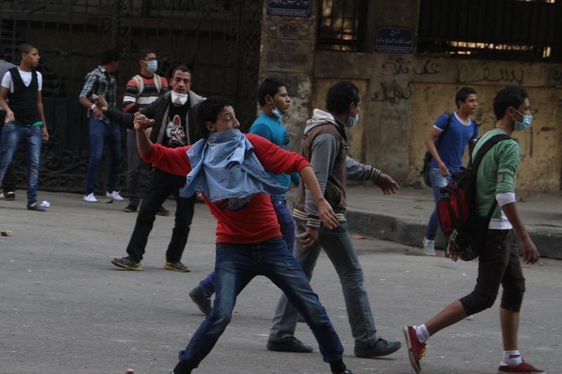 Egipto islamistai ragina pademonstruoti solidarumą su prezidentu
