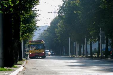 Kauno viešasis transportas: vasarą vaikščiosime pėsčiomis?