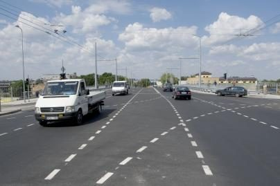 Vilniuje atidarytas rekonstruotas viadukas