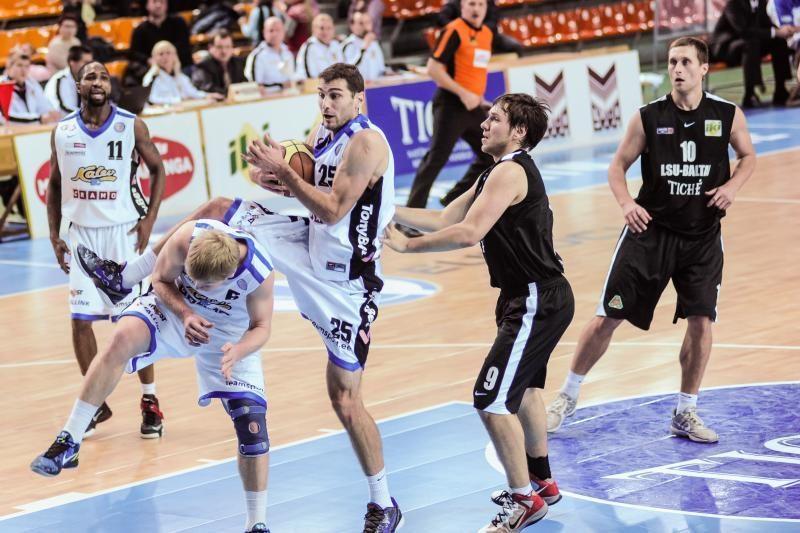 BBL: latviai ir estai moko lietuvius kaip reikia žaisti krepšinį?