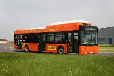 Sostinėje - švariausias autobusas Lietuvoje
