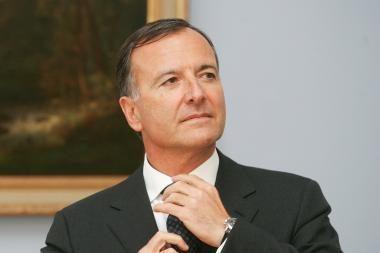 Vilniuje viešintis Italijos diplomatijos vadovas: Su Rusija turime būti strateginiai partneriai