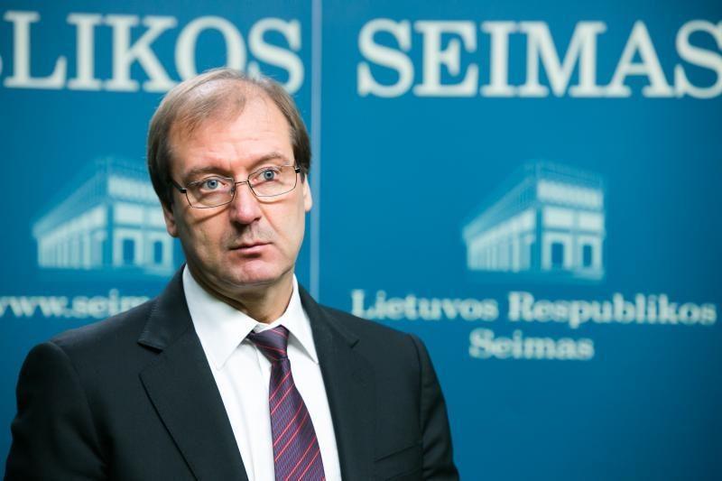 Seimo valdyba savaitei išleido V.Uspaskichą į Rusiją