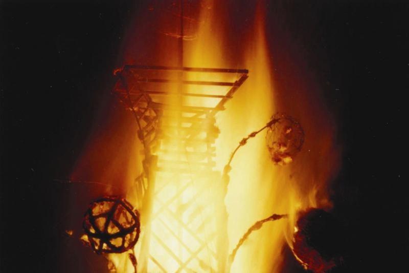 Fotografijų parodoje Klaipėdoje – ugnies misterijos