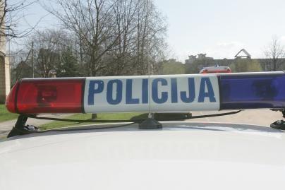 Vilniaus policijai teks didesnis krūvis