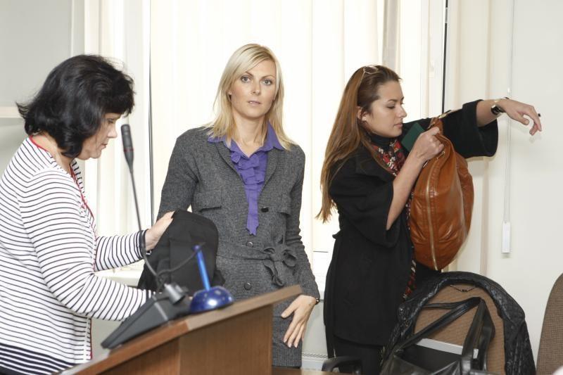 Teismas atmetė E.Jackaitės skundą: ji negalės vairuoti trejus metus