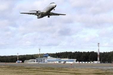 Į Palangą tikimasi pritraukti pigių oro bendrovių