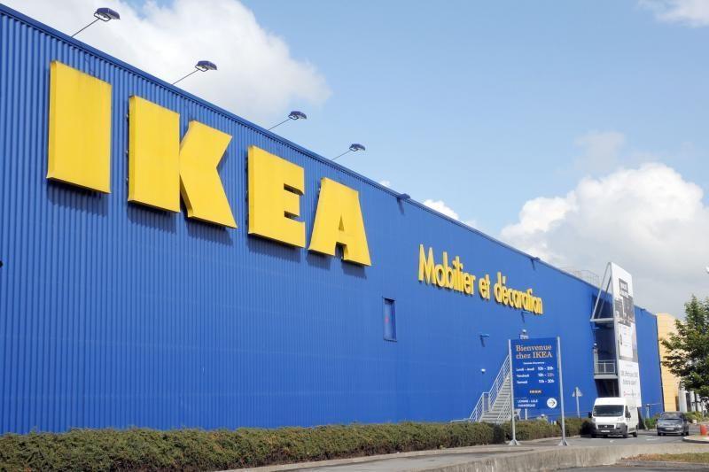 """Po dvejų metų Vilniuje duris atvers """"Ikea"""""""