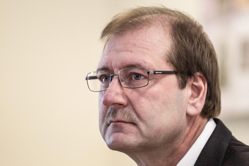 V. Uspaskichas vadovaus tarpparlamentinių ryšių su Rusija grupei