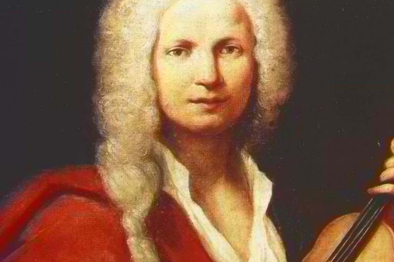 Dresdene rastas A. Vivaldi koncertinis kūrinys