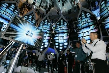 CES populiariausi: Holivudas, internetas bei įvairūs prietaisai