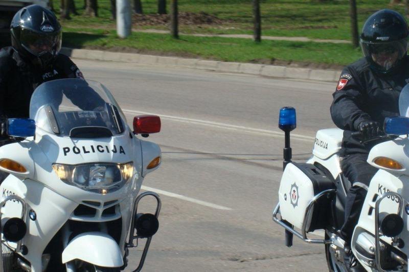 Policijos laimikis – 125 neblaivūs vairuotojai