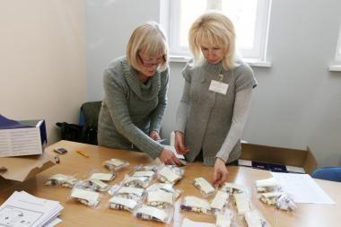 Vakcina nuo pandeminio gripo - jau Klaipėdoje