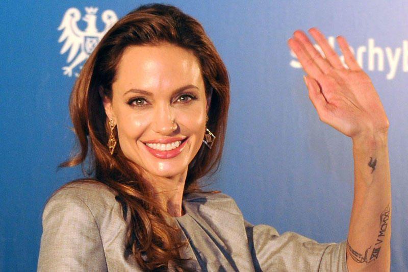 Angelinai Jolie suteiktas Sarajevo garbės pilietės vardas