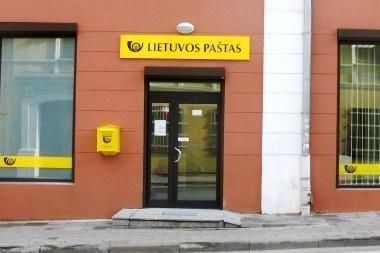 Specialiosios tarnybos paprašytos patikrinti visą Lietuvos pašto vadovybę