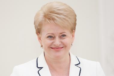 D.Grybauskaitė: pirmosios instancijos teismai itin svarbūs