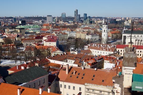Pagal gyvenimo kokybę Vilnius – 79-oje vietoje pasaulyje