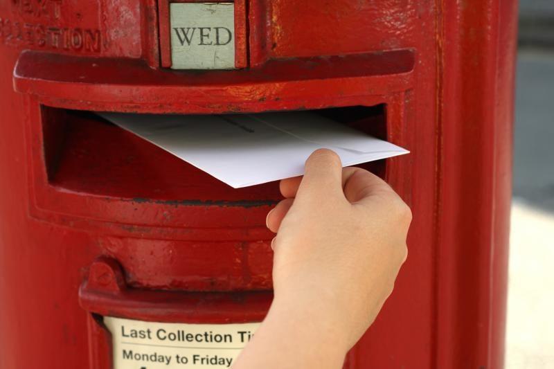 JAV pašto tarnyba kurs mados      liniją