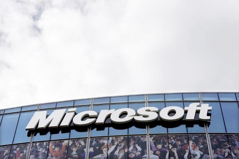 """""""Microsoft"""" pripažinta geriausia tarptautine darboviete Europoje"""