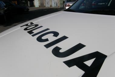 Policija primena kelių eismo taisyklių pasikeitimus