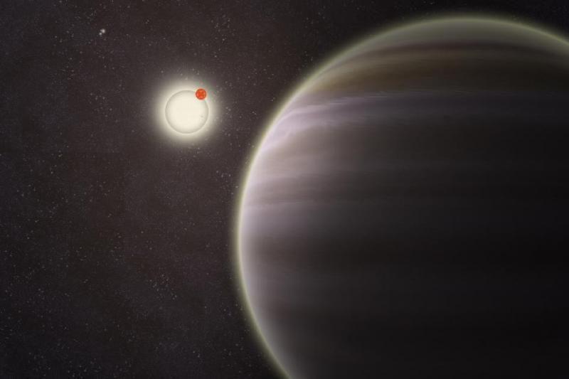 NASA pranešė, kad atrasta planeta su keturiomis saulėmis