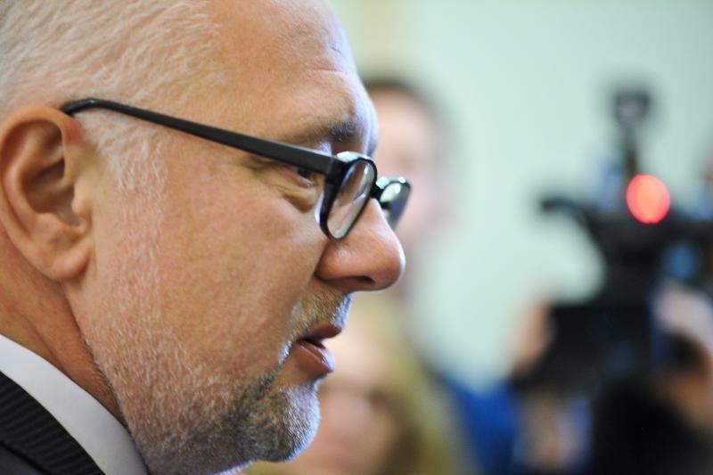 Ministras D. Pavalkis: švietimo sistemoje revoliucijos nebus