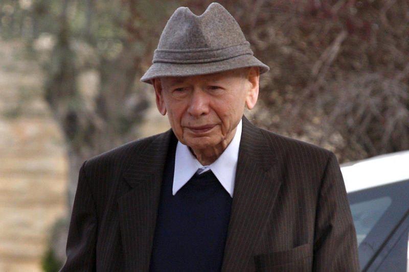 Sulaukęs 102 metų mirė Izraelio premjero tėvas
