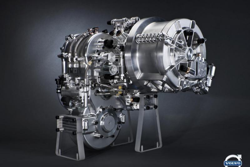 """""""Volvo Engine Architecture"""" - naujoji variklių karta"""